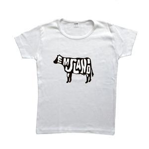 Emslandkuh Damen-Shirt