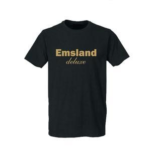 Emsland Deluxe T-Shirt rundhals