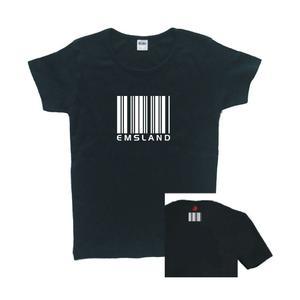 Strichcode Damen-Shirt