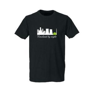 Emsland by night T-Shirt