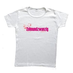 Zehnundzwanzig Damen-Shirt